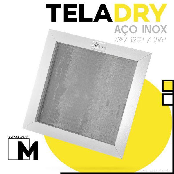 Tela Dry Média 120u (micras) 6Star Extract