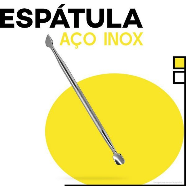 Pinça Inox 6Star Extract