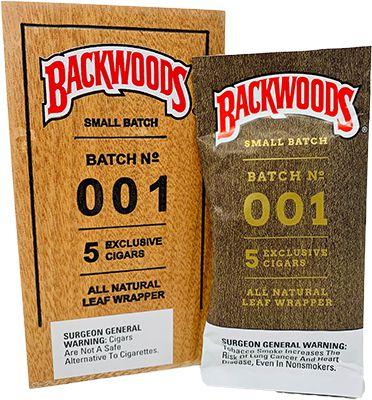 Backwoods Small Batch N°001