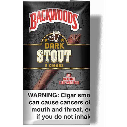 Backwoods Dark Stout 5 Cigars