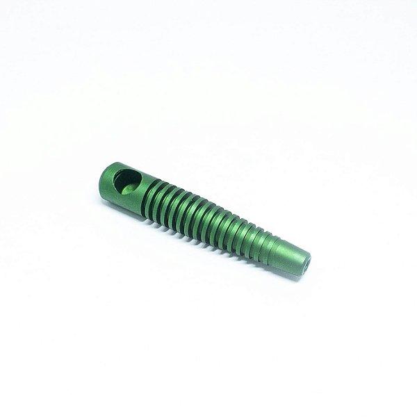 Pipe De Metal (parafuso) Squadafum Verde