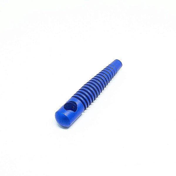 Pipe De Metal (parafuso) Squadafum Azul