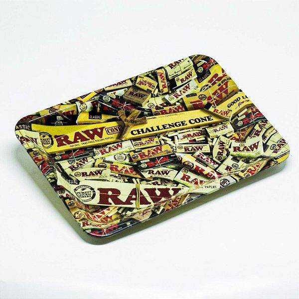 Bandeja Raw Logo Pequena