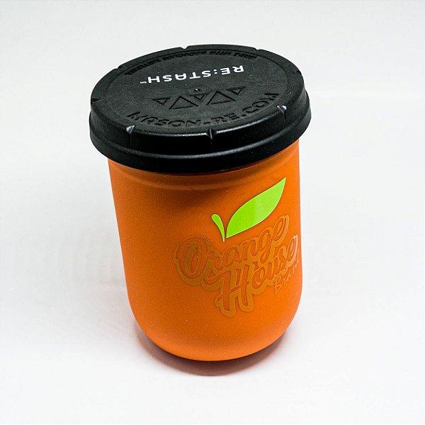 Orange House Brasil X Re-Stash Jars Grande