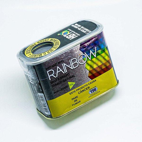 Tabaco Rainbow Silver Lata 50g