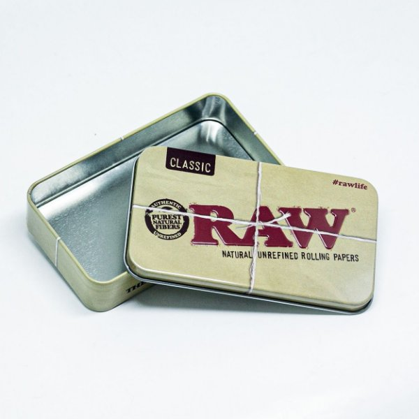 Raw Tin Case