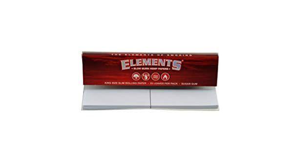 Elements Red Connoisseur