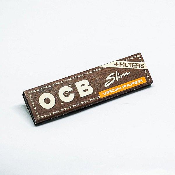 Seda OCB Brown Slim + Tips