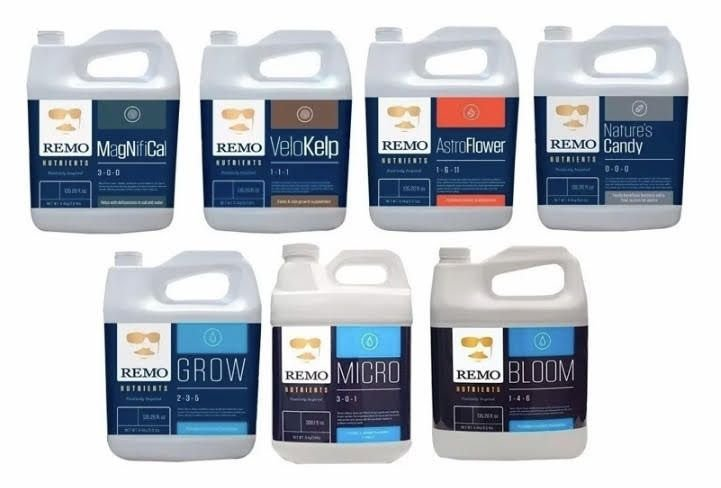 Kit Remo Supercharged Completo 250ml