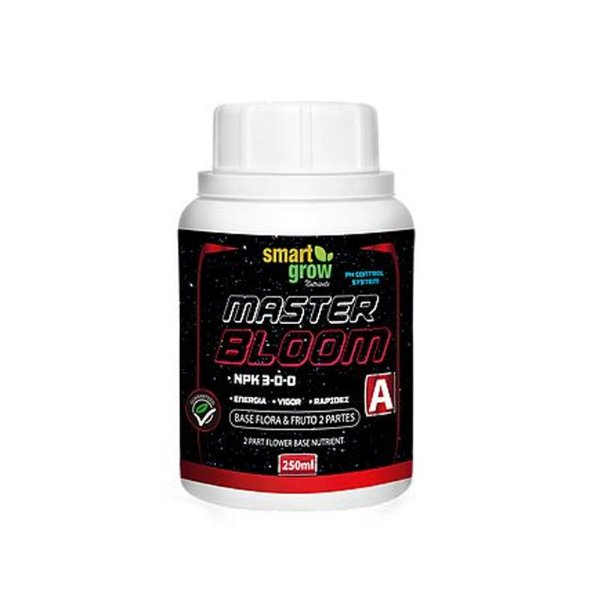 Smart Grow Nutrients Master Bloom  A 250ML