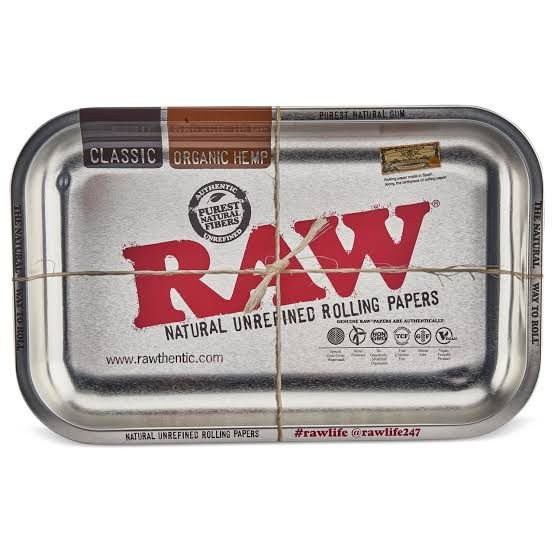 Bandeja Raw Silver - Média