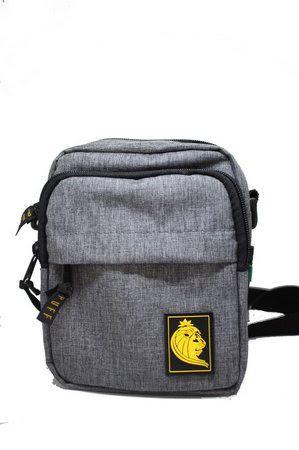 Shoulder Bag Puff Cinza