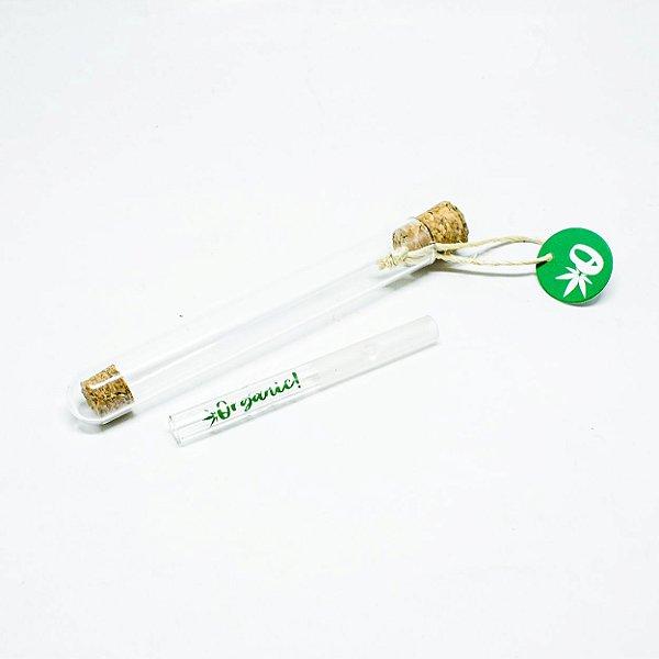Organic! Glass Tip Half (Jateada)
