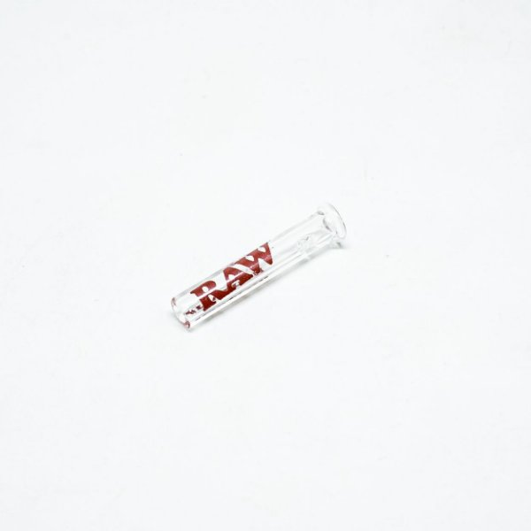 Piteira de Vidro Raw 6mm Bocal Redondo
