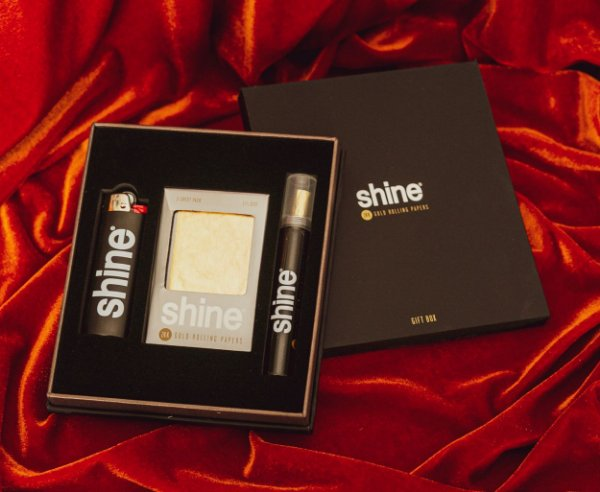 Shine 24K Gift Box - Kit para Presente