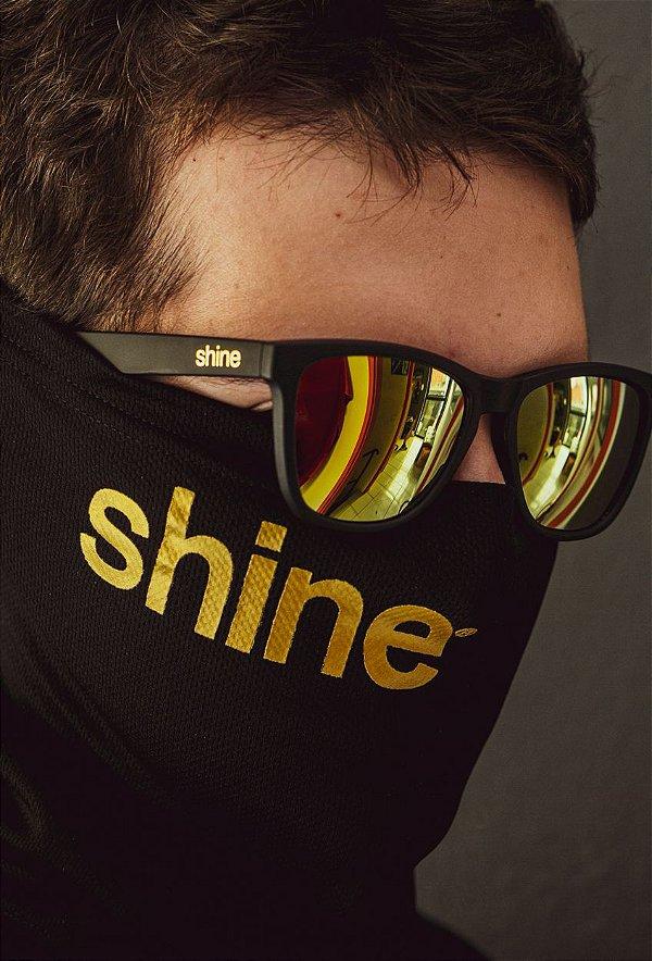 Shine Logo Gaiter - Balaclava