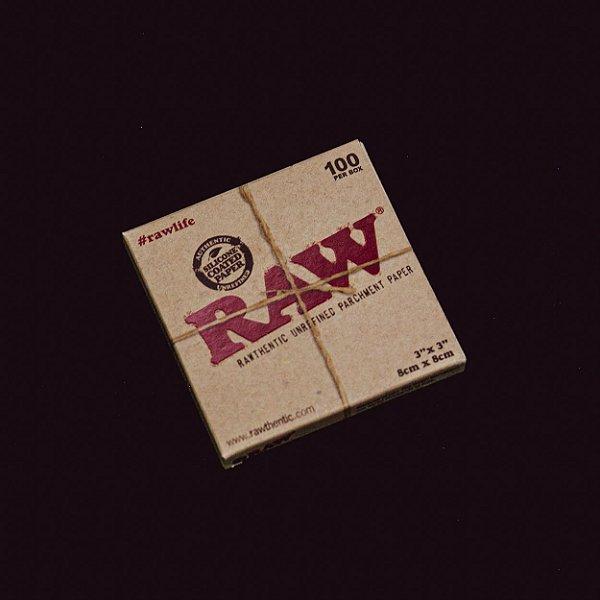 RAW Unrefined Parchment Paper 100