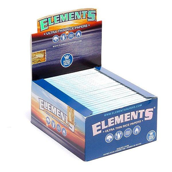 ELEMENTS KING SIZE BOX