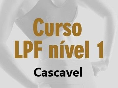 Formação LPF - Curso Nível 1 - Cascavel
