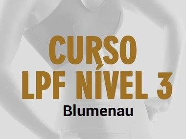 Formação LPF - Curso Nível 3 - Blumenau