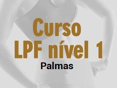 Formação LPF - Curso  Nível 1 - Palmas