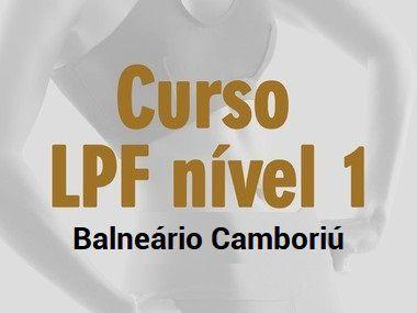 Formação LPF - Curso Nível 1 - Balneário Camboriú