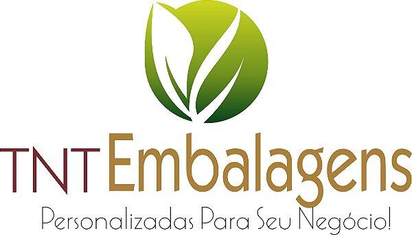 SACOS DE TNT PARA PRESENTE COM FITA TNT E BORDA - (SEM LATERAL) - TNT EMBALAGENS