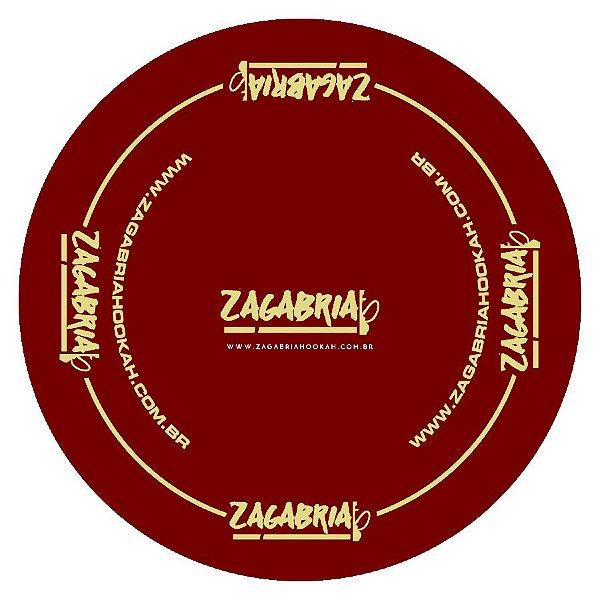 Tapete Zagabria Hookah - Escolha a Cor