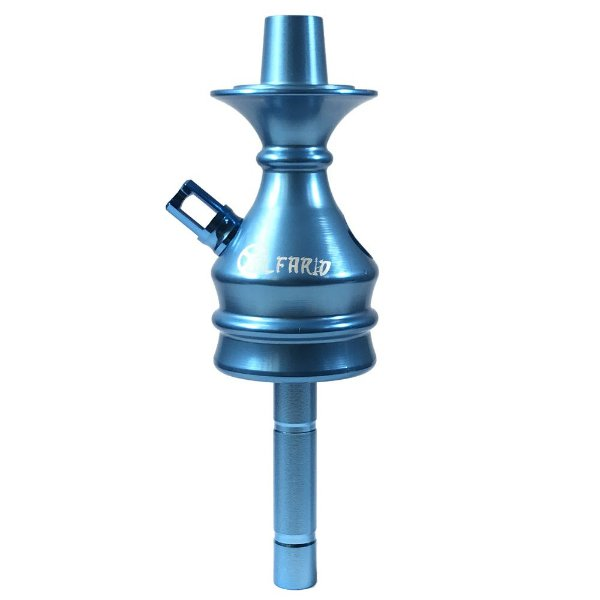 Stem Narguile Al Farid Top - Azul Claro