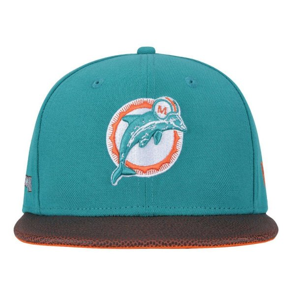 Boné Snapback New Era Miami Dolphins NFL - Adulto - JD Skate Shop f3140ebf44a