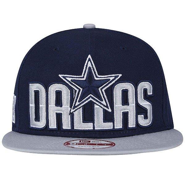 Boné Aba Reta New Era 950 Dallas Cowboys - Snapback - JD Skate Shop 0b8067f5a34