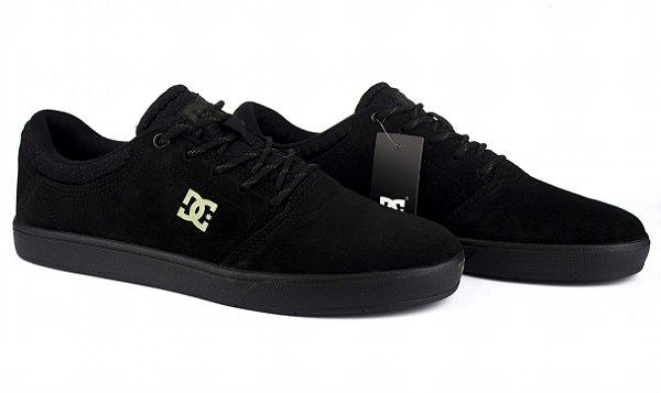 79549099ac TÊNIS DC SHOES CRISIS SE BLACK OLIVER - JD Skate Shop