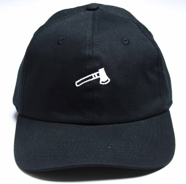BONÉ NARINA DAD HAT ABA CURVA MACHADO BLACK - JD Skate Shop 321d5ea3c40