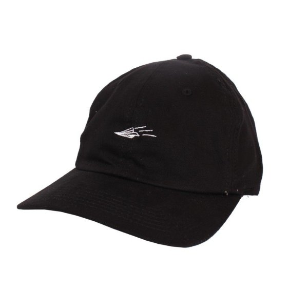 Boné Dad Hat Narina Airplane – Preto - JD Skate Shop 2c0f3d84311