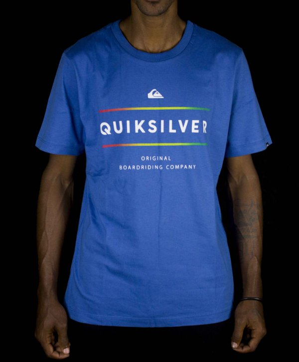 38a5a6b3d3de9 CAMISETA QUIKSILVER REVERSOSSURFO BLUE - JD Skate Shop