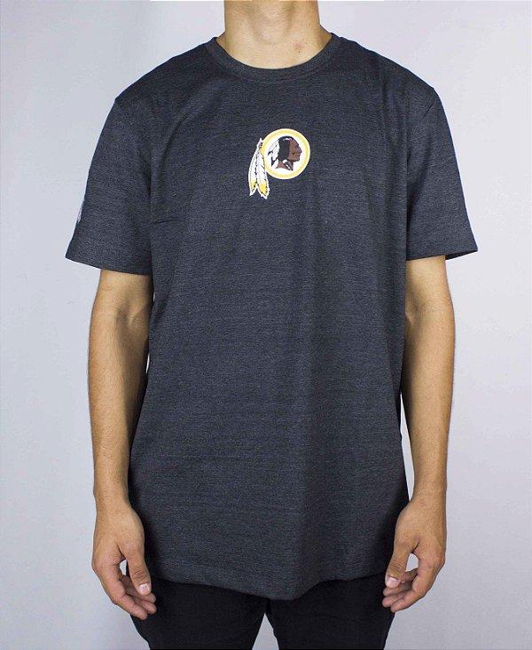 Camiseta New Era Washington Redskins DESTROYED - CiNZA - JD Skate Shop ed5e9c5ca7327