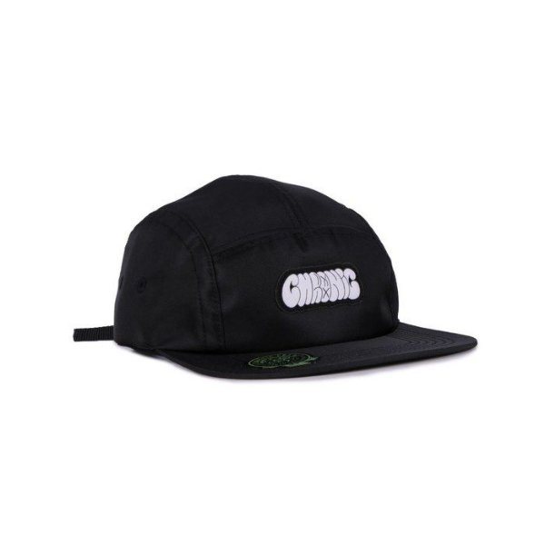 BONÉ 5 PANEL CHRONIC BOMB - PRETO