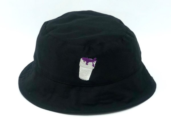 Bucket Hat Catu Street wear - Preto - JD Skate Shop 5f045c77037