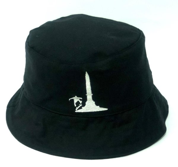 Bucket Hat Catu Street wear Praça7 - Preto - JD Skate Shop 9e075a35f8b