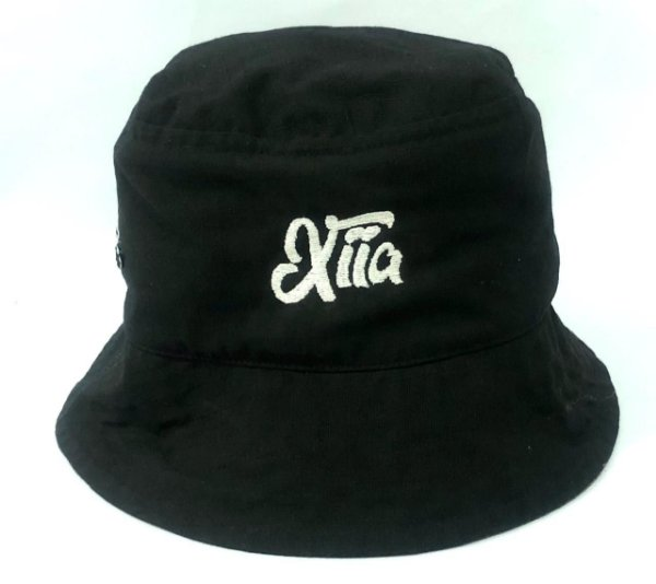 Bucket Hat Catu Street Xia - Preto - JD Skate Shop e2efdfb7a8d