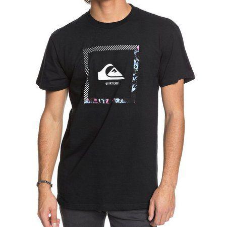 78aaae69412 CAMISETA QUIKSILVER BEAT THE HEAT - PRETO - JD Skate Shop