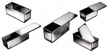 Forma para pão de forma / alumínio