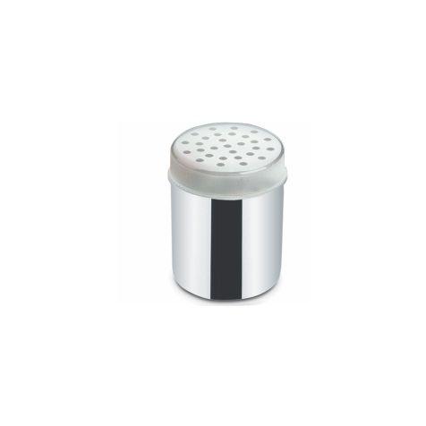 Queijeira / oreganeira com sobretampa plástica / 280ml