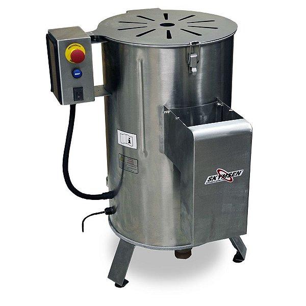 Descascador de batatas/  inox / 10kg / 200kg/h (565164)