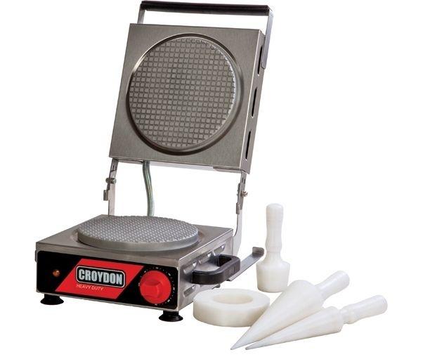 Máquina de casquinha para Sorvete / 36 x 53 x h 20cm