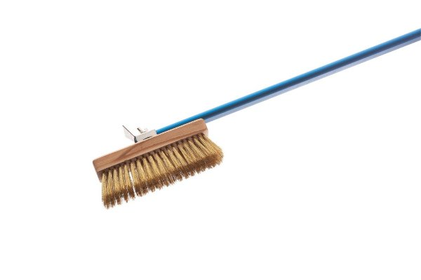 Escova movél com raspasdor 160cm (cabo)