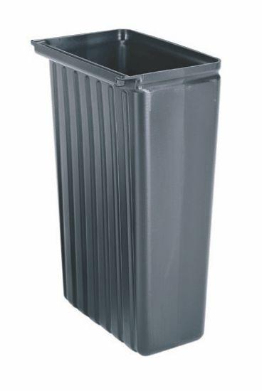 Recipiente lixo / 30L / 33 x 24 x 56cm