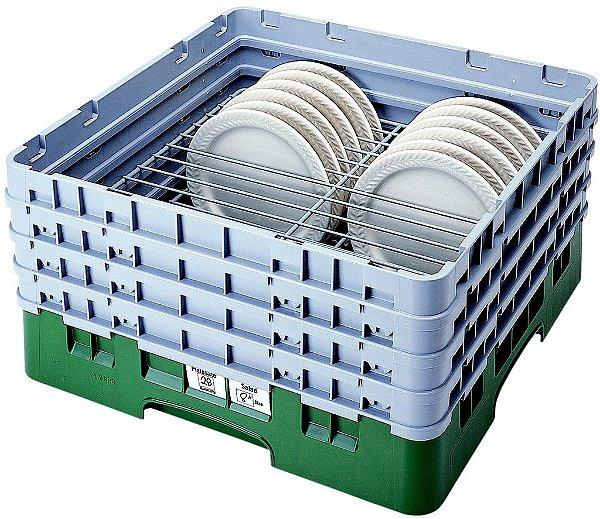 Rack para pratos sobremesa/ 17,8 x 21,9cm / 28 pratos