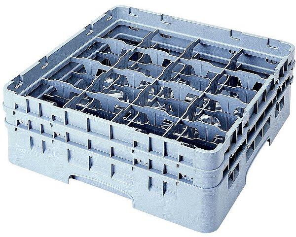 Rack/ 16 compartimentos/ Ø max 10,9cm