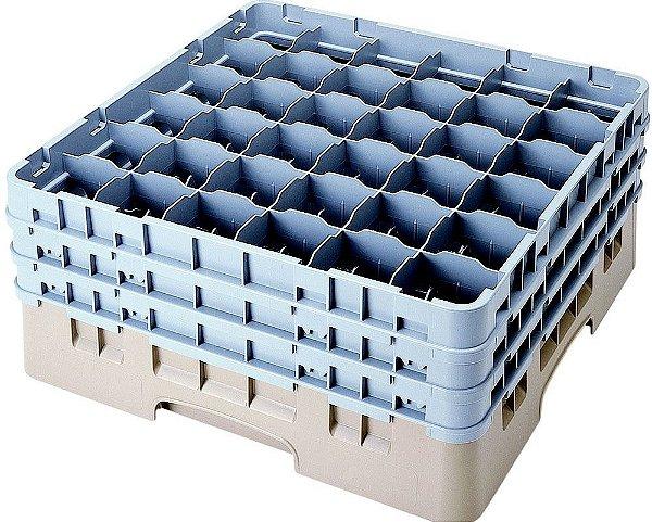 Rack/ 36 compartimentos/ Ø max 7,2cm